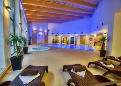 Hotel w Beskidzie z basenami, sauną i zabiegami SPA
